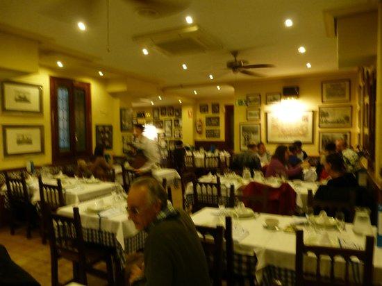Casa Carola : Comedor