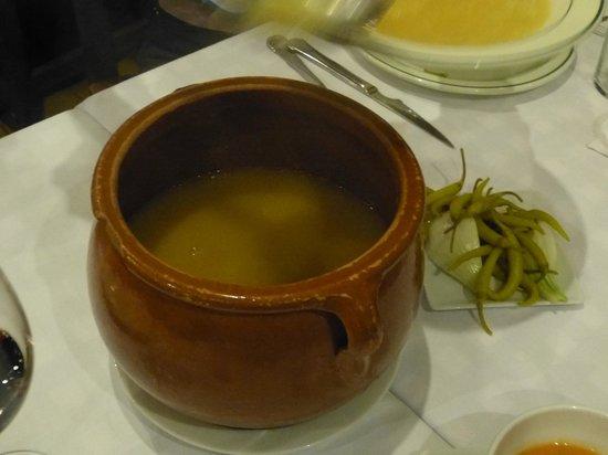 Casa Carola: Sopa del cocido