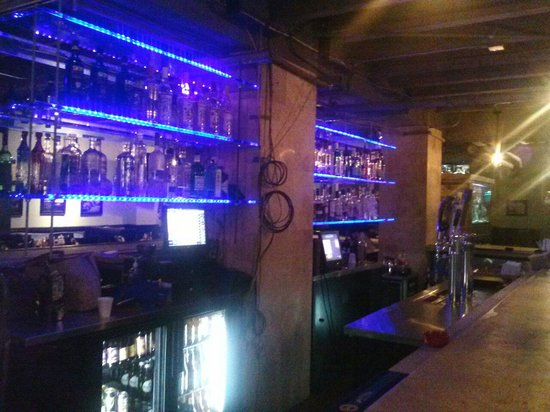 Cool Neon Lights Draft Beers N Hot Bartenders Miami Picture Of