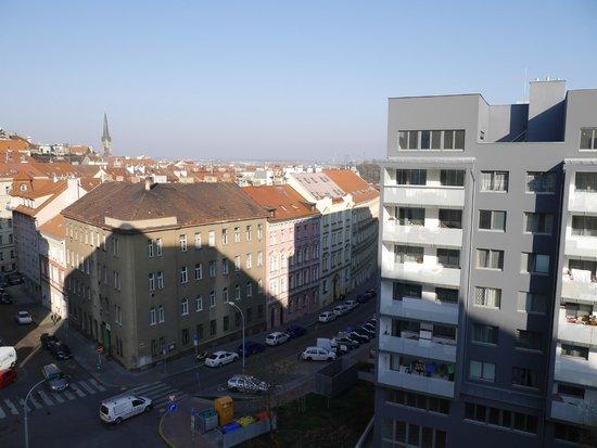 Olsanka: Вид из номера 6 этаж