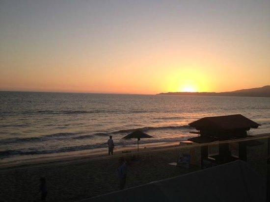 Bel Air Collection Resort & Spa Vallarta: Best sunsets