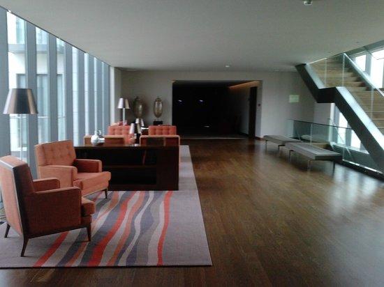 Hotel Villa Batalha: Hall primera planta