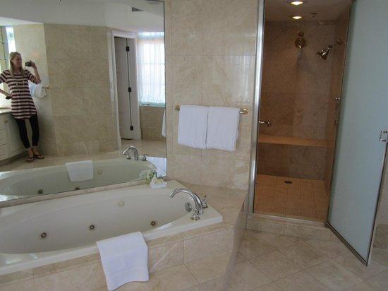 The Biltmore Hotel : Master bath