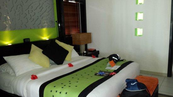 Angsana Ihuru : quarto
