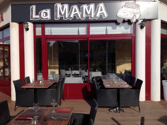La Mama : terrasse
