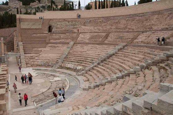 Teatro Romano: Roman Theatre, Cartagena