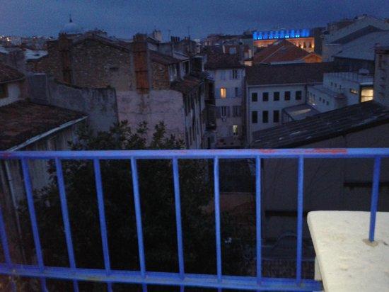 Le Ryad Boutique Hôtel: Terrasse chambre Mogador 4ème