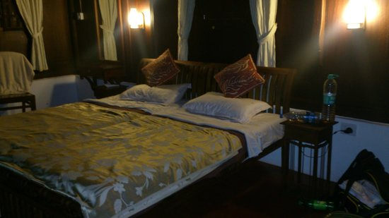Thevercad Homestay : Bed room