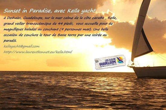 Les Balades de Keila : Page Face book : KeilaYacht