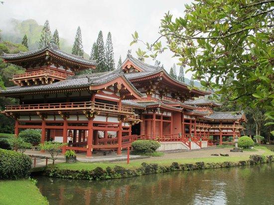 Byodo-In Temple: templo