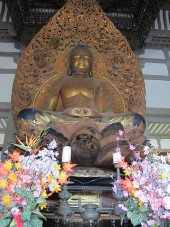 Byodo-In Temple: Replica Buda