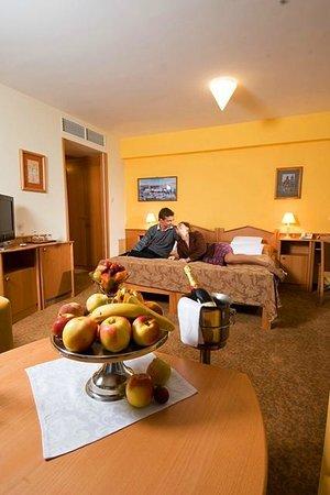 Szent Janos Hotel: Superior room