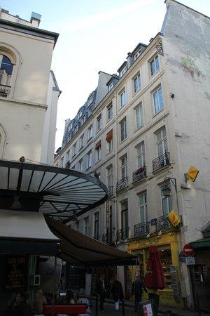 Grand Hotel de l'Univers : façade