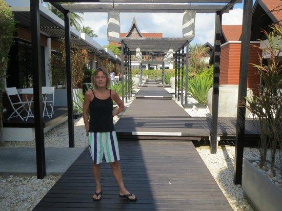 Aava Resort & Spa: Gang