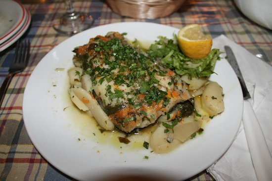 Laona Restaurant : Fish in the oven