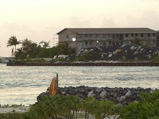 Olhuveli Beach & Spa Maldives: panorama lato nord