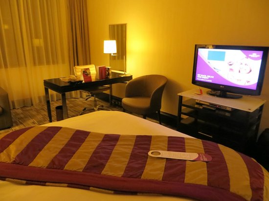 Crowne Plaza London The City: Executive Room