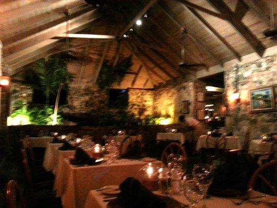 The Sugar Mill Restaurant : Dining Room