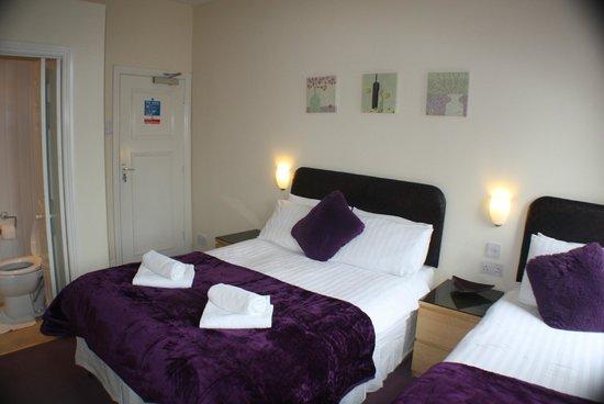 Ainsley Guest House: Double en-suite
