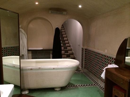 Dar Doukkala: prachtige badkamer