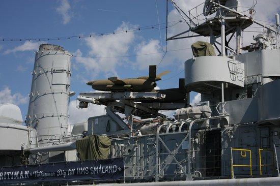 Stromma - The Paddan Tour: Военный музей