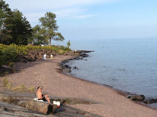 Brighton Beach, Duluth Minnesota