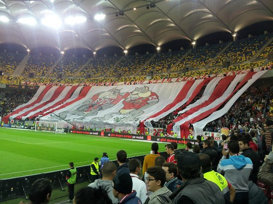 National Arena Stadium Bucharest: football
