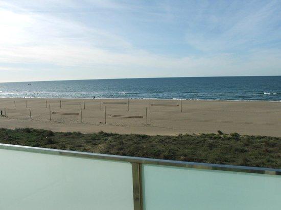 Hotel Playafels: vue de la chambre