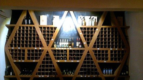 Casa Fernanda Hotel Boutique: Wine/Mezcal bar