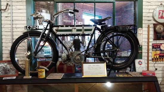 Seaba Station Motorcycle Museum