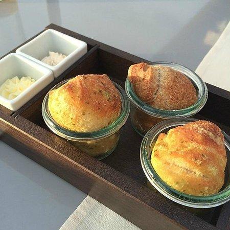 Zunfthaus Kreuz: Bread Basket