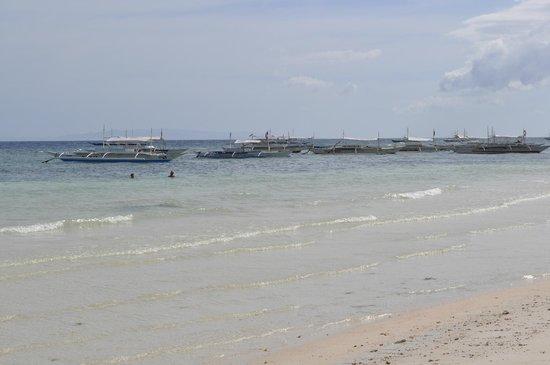 Oasis Resort: Alona Beach
