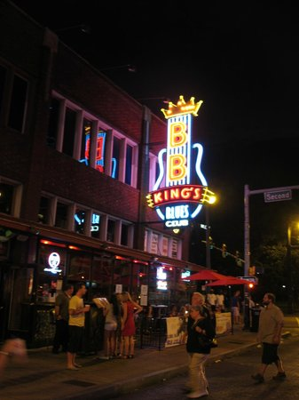 Memphis Best Tours: a night in Memphis