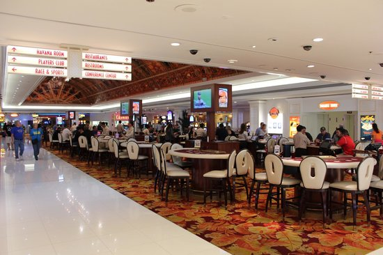 Tropicana Las Vegas - A DoubleTree by Hilton Hotel: the casino