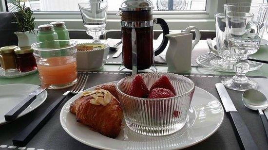 COMO Metropolitan Miami Beach: Delicious Breakfast at Metropolitan