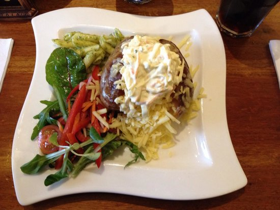 Victoria's Restaurant & Coffee Shop: Scrumptious Lunch ��