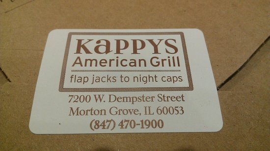 Kappy's Pancake House Restaurant