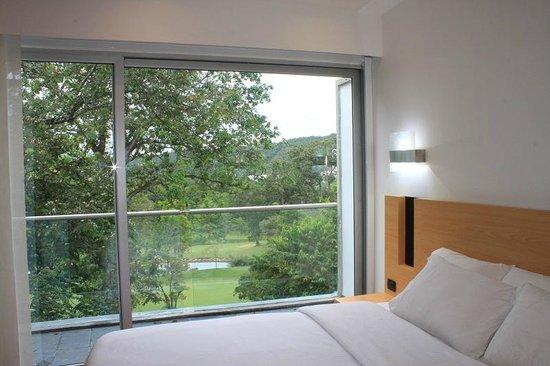 Hotel Club Campestre de Bucaramanga: Vista natural