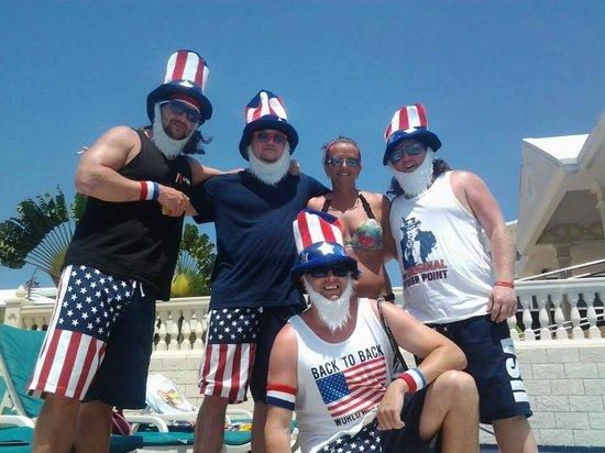 ClubHotel Riu Negril: America!