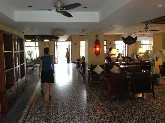 Essence Hoi An Hotel & SPA: Lobby