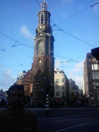 Hampshire Hotel - Rembrandt Square Amsterdam: Próximo ao hotel