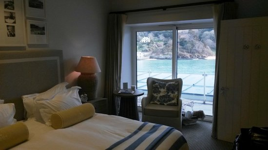 Salcombe Harbour Hotel & Spa: Room