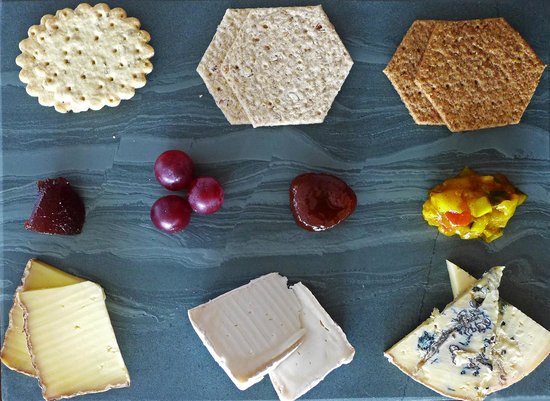 The Cottage in the Wood: Cumbrian cheeses