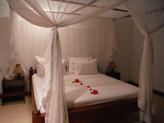 Diamonds Mapenzi Beach: notre chambre