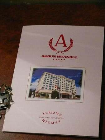 Akgun Istanbul Hotel: отель