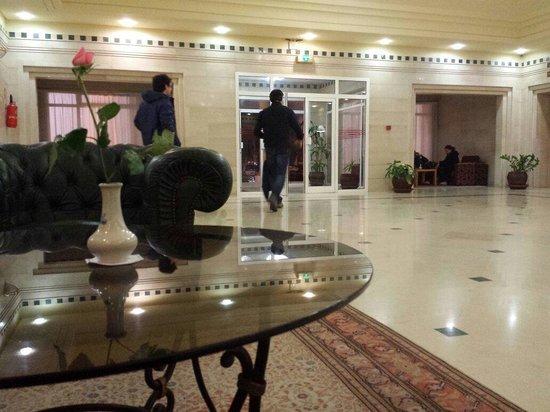 Hotel Bizerta Resort : Lobby