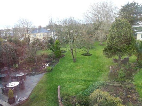 Le Friquet Country Hotel : Garden