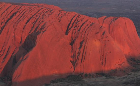 Professional Helicopter Services: Uluru
