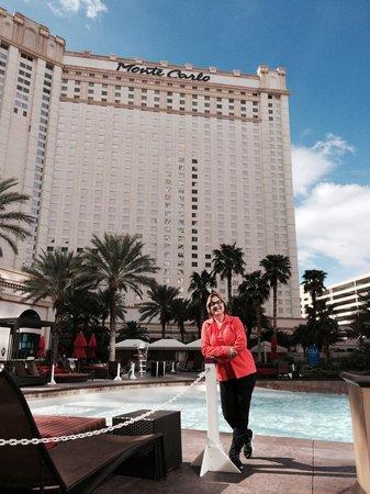 Monte Carlo Resort & Casino: No Monte Carlo de Las Vegas