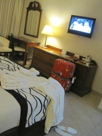 Continental Hotel & Casino: Más que una habitación, un hogar !!!